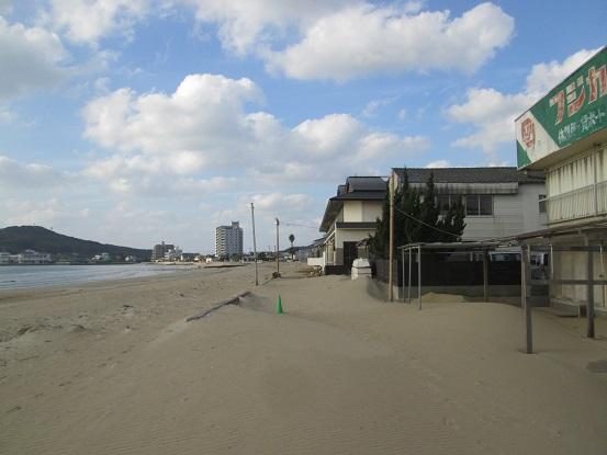 津屋崎海水浴場