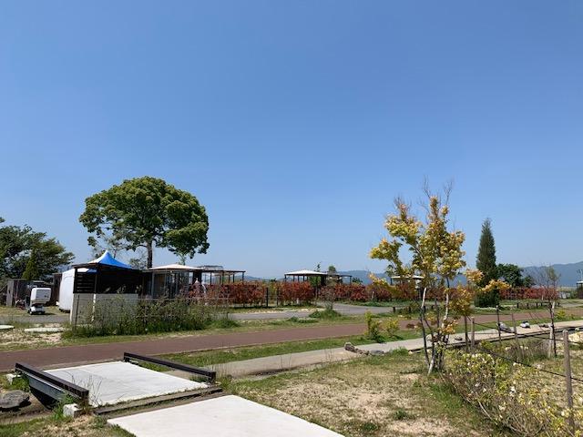 草津川跡地公園2区 GREEN LOFT
