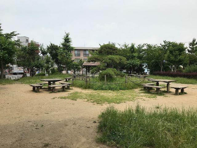 大洲防災公園(おおすぼうさいこうえん)